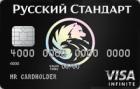 Visa Infinite — Дебетовая карта / Visa Infinite