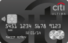 Citi Ultima — Кредитная карта / MasterCard World Elite