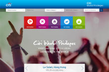 Citi World Privileges