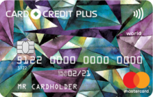 Card Credit Plus — Кредит Европа Банк
