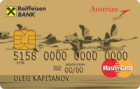 Austrian Airlines MasterCard World — Кредитная карта / MasterCard World
