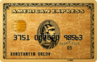 American Express Gold — Русский Стандарт